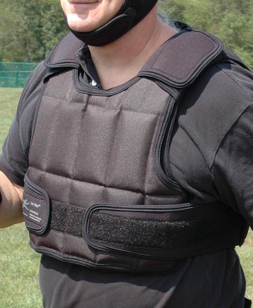 NEW Black Ballistic Nylon, (short) Uni Vest® Max System