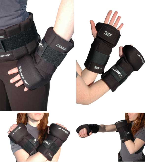 Best Adjustable Wrist Weights: * #1 KARATE/MMA TRAINING WEIGHTS* Adjustable Hand-Wrists
